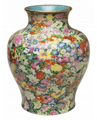 Puzzle din lemn Michele Wilson - Chinese Art - Vase, 250 piese (52561)