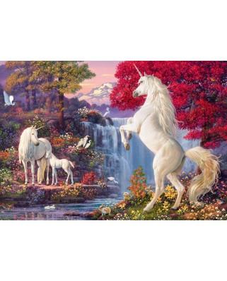 Puzzle Schmidt - Triumph of the Unicorns, 1.500 piese (58312)