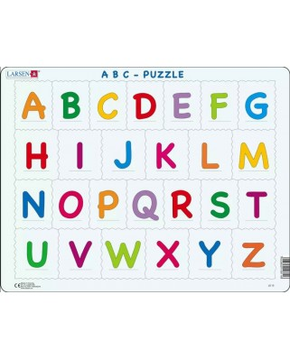Puzzle Larsen - Alphabet, 26 piese (48671)