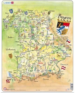 Puzzle Larsen - Bayern, 80 piese (48619)