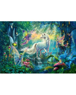Puzzle Schmidt - Mythical Kingdom, 100 piese (56254)