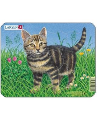 Puzzle Larsen - Cat, 6 piese (48518)