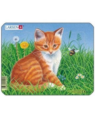 Puzzle Larsen - Cats, 6 piese (48517)