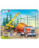 Puzzle Larsen - Construction, 7 piese (48502)
