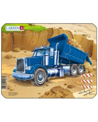 Puzzle Larsen - Construction, 7 piese (48504)