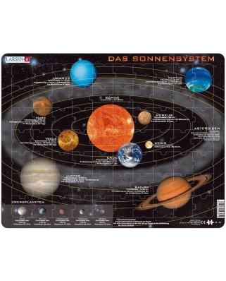 Puzzle Larsen - Das Sonnensystem, 70 piese (48764)