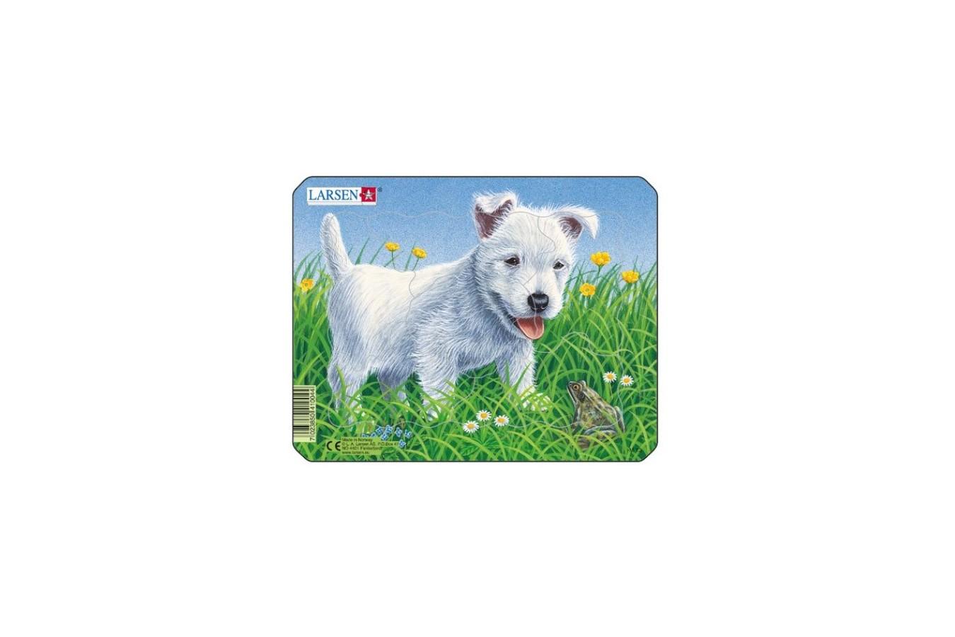 Puzzle Larsen - Dog, 6 piese (48519)