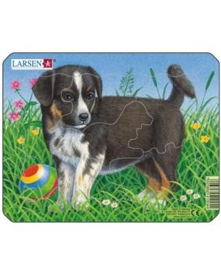 Puzzle Larsen - Dog, 6 piese (48520)