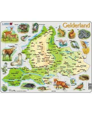 Puzzle Larsen - Gelderland, 61 piese (48639)