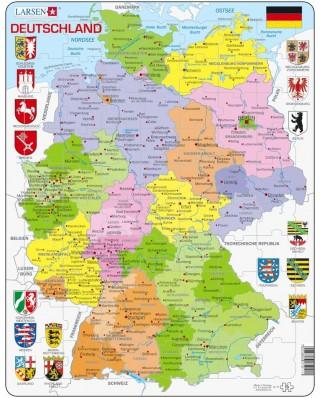 Puzzle Larsen - Germany, 70 piese (48360)