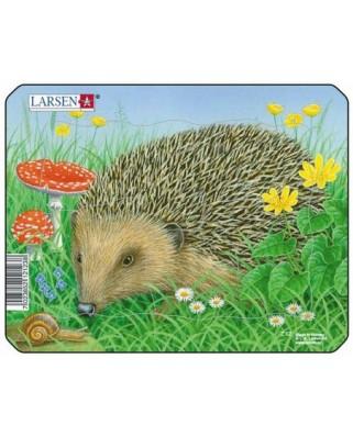 Puzzle Larsen - Hedgehog, 5 piese (50874)