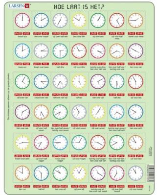 Puzzle Larsen - Hollandisch (in Dutch), 42 piese (59562)