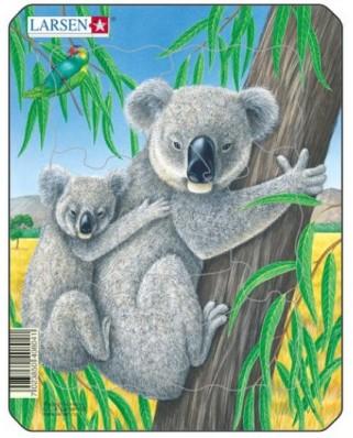 Puzzle Larsen - Koala, 8 piese (48473)
