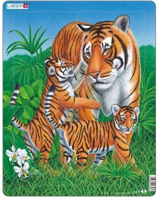 Puzzle Larsen - Tiger, 23 piese (48392)