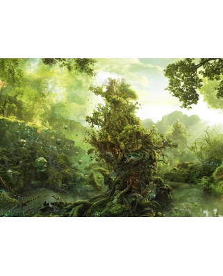 Puzzle Heye - Andy Thomas: Tropical Tree, 1.000 piese (63213)