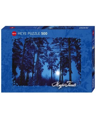 Puzzle Heye - Binge Eliasson: Full Moon, 500 piese (43622)