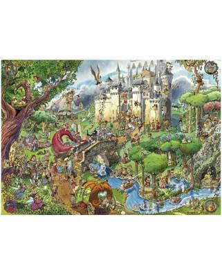 Puzzle Heye - Hugo Prades: Fairytales, 1.500 piese (6137)