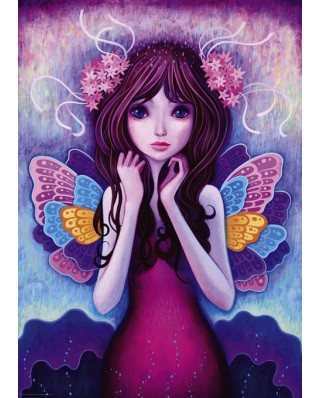 Puzzle Heye - Jeremiah Ketner: Morning Wings, 1.000 piese (63198)