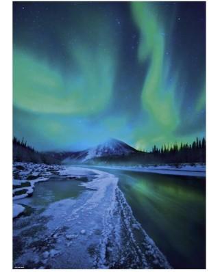 Puzzle Heye - Marc Adamus: Aurora Borealis, 1.000 piese (40759)