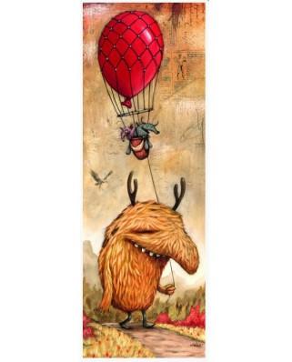 Puzzle Heye - Mateo Dineen: Red Balloon, 1.000 piese (51816)