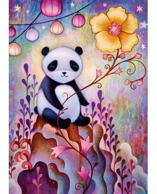 Puzzle Heye - Panda Naps, 1.000 piese (61425)