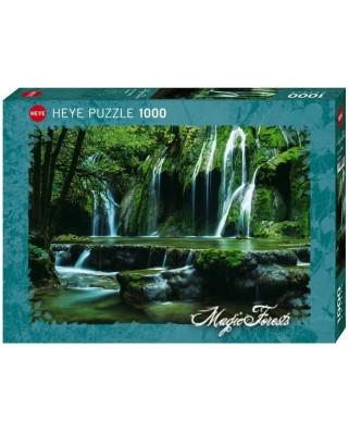 Puzzle Heye - Rafael Rojas: Cascades, 1.000 piese (43623)