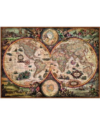 Puzzle Heye - Rajko Zigic: Vintage World, 2.000 piese (49468)
