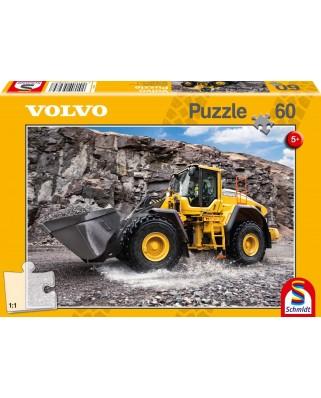 Puzzle Schmidt - Volvo L150H, 60 piese (56284)