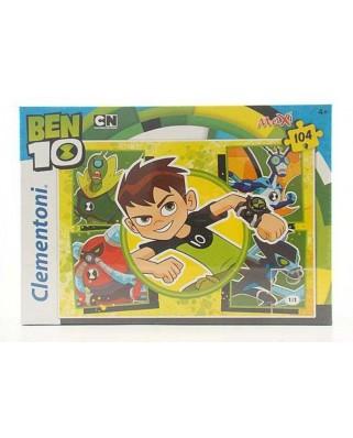 Puzzle Clementoni - Ben 10, 104 piese XXL (62303)