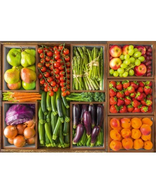 Puzzle Schmidt - Fresh From The Market, 1.000 piese (58308)