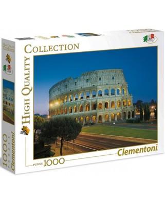 Puzzle Clementoni - Coliseum, Roma, 1.000 piese (62430)