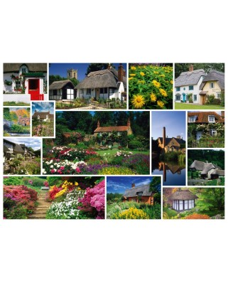 Puzzle Schmidt - Take A Trip To... England, 1.000 piese (58341)