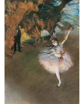 Puzzle Clementoni - Edgar Degas: Degas Edgar, 1000 piese (60901)