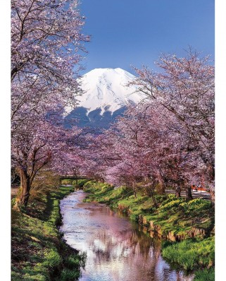 Puzzle Clementoni - Fuji, 1.000 piese (62320)