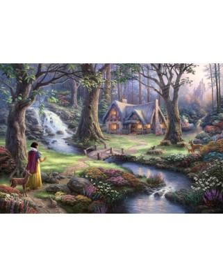 Puzzle Schmidt - Snow White, 1.000 piese (59485)