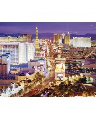 Puzzle Clementoni - Las Vegas, 6.000 piese (1035)