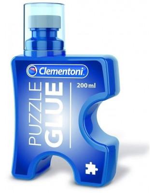 Lipici pentru puzzle Clementoni, 1000 piese (65263)