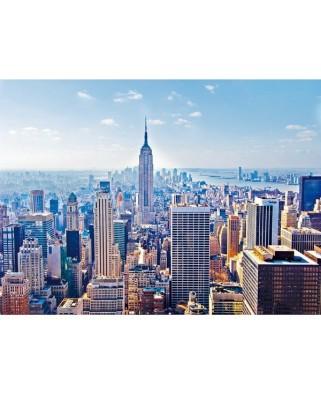 Puzzle Clementoni - Manhattan, New York, 2.000 piese (10747)