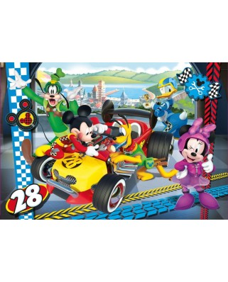 Puzzle Clementoni - Mickey, 104 piese (60850)