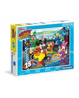 Puzzle Clementoni - Mickey, 30 piese (60775)