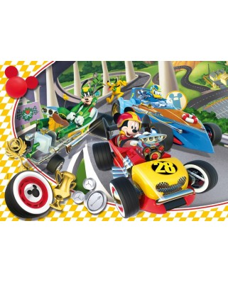 Puzzle Clementoni - Mickey, 60 piese (60838)