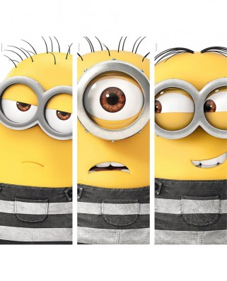 Puzzle Clementoni - Minions, 3x500 piese (62329)