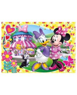 Puzzle Clementoni - Minnie, 104 piese (60848)