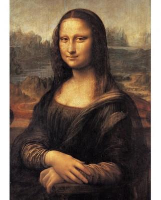 Puzzle Clementoni - Mona Lisa, 500 piese (12502)