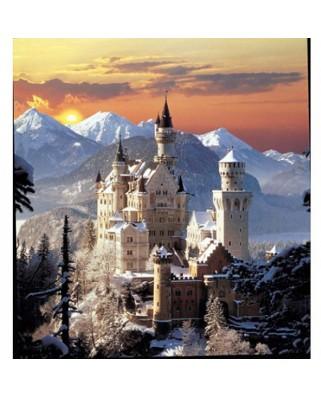 Puzzle Clementoni - Neuschwanstein Castle, Germany, 1.500 piese (659)