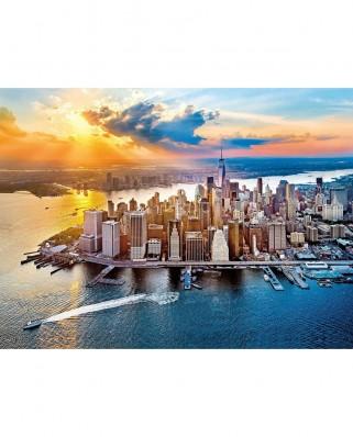 Puzzle Clementoni - New York, 500 piese (60885)