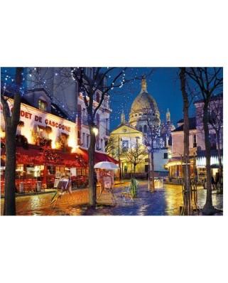 Puzzle Clementoni - Paris Montmartre, 1.500 piese (46817)
