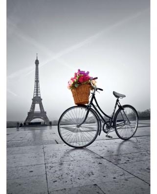 Puzzle Clementoni - Paris, France, 500 piese (54172)