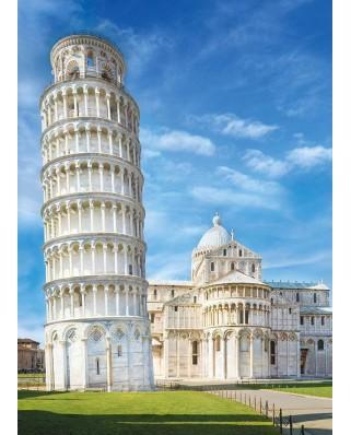 Puzzle Clementoni - Pisa, Italy, 1.000 piese (62428)