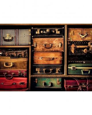 Puzzle Clementoni - Travel, 1.000 piese (62323)